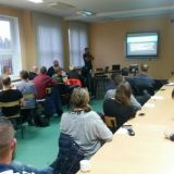 Konferencja trenerów w Ciechanowie